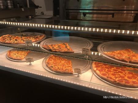 일본 도쿄 오모테산도 피자 맛집, 피자슬라이스2(Pizza slice 2)