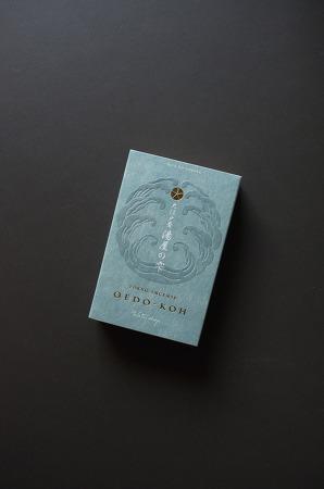 OEDO-KOH Water Drop 오에도향 온천 인센스 by 日本香堂