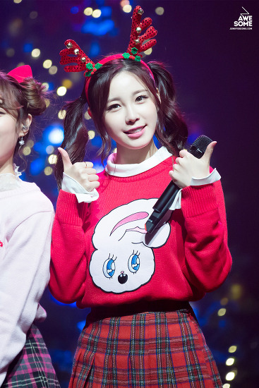 161225 2016 Happy X'mas with Secret 오사카 1부