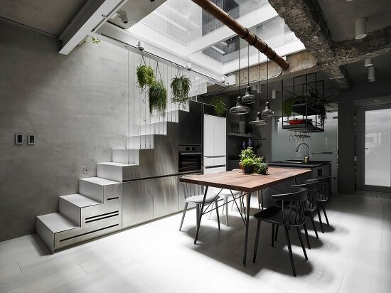 *협소주택 하우스 더블유 [ KC Design Studio ] House W