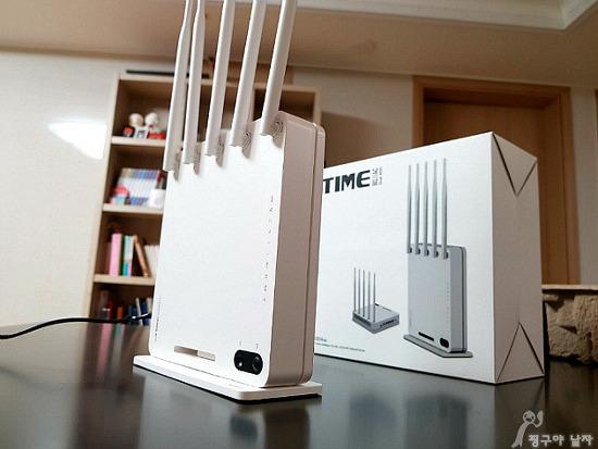 쓸만한 무선공유기 A5004NS의 성능!! 아이피타임(ipTIME) AP가 인기있는 이유는?