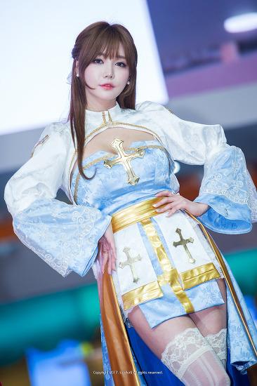 2017 국제게임전시회 지스타(G-STAR), 모델