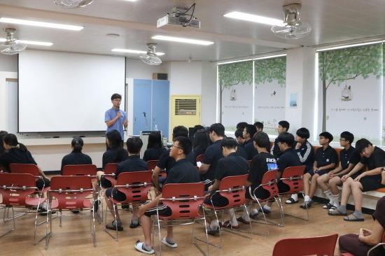 2018 꿈이음 동네방네 꿈마을학교'나도 PD다~!' 상영회