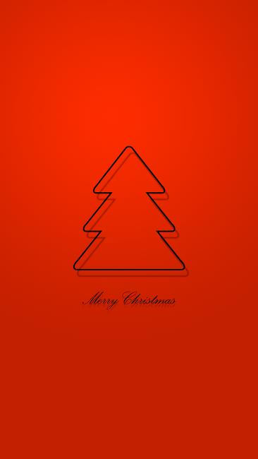 핸드폰 배경화면 크리스마스_알루