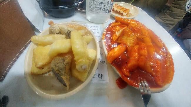 [풍년 쌀 농산]-튀김과 떡볶이