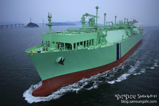 삼성重, 2,500억원 규모 LNG-FSRU 수주