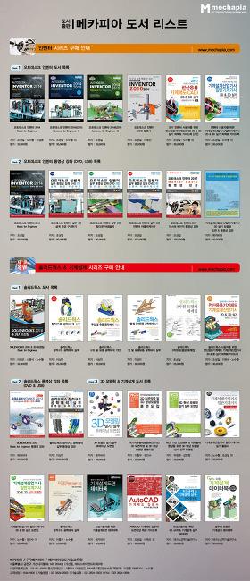 메카피아의 출판사업부와 3D사업부 비즈니스 안내