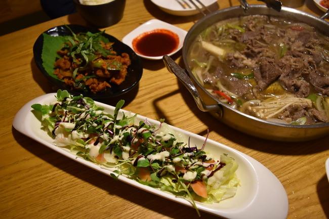 대학로 한식 맛집은 조선식당! 세련된 한식 맛집!