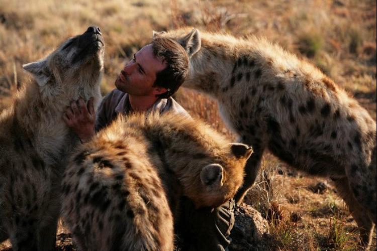 놀라운 동물의 친구 케빈 리차드슨(Kevin Richardson)