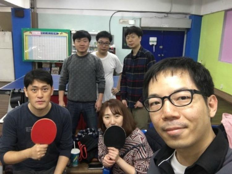 [동호회] 탁구동호회(MPC) 17년 2월 모임