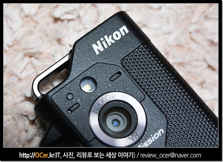니콘 첫번째 액션카메라 키미션80 개봉기