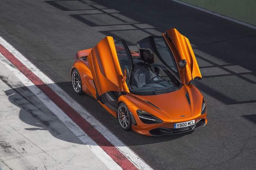 2018 맥라렌 720S(McLaren 720S) 초고화질 사진들만 정리