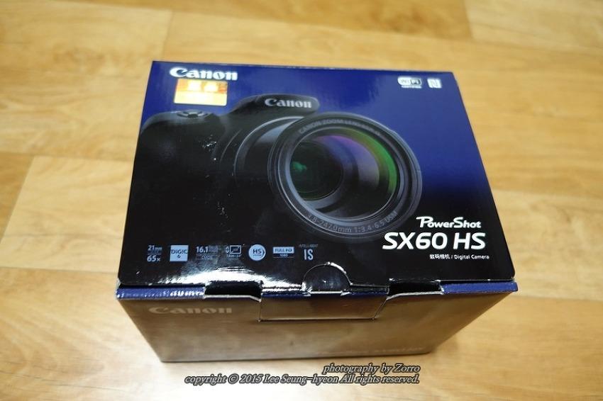 캐논 하이엔드 카메라 SX60 HS 구매기