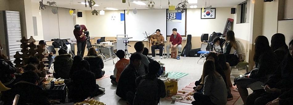 아산 지역에 문화예술이라는 꽃을 심어 나가는 청년들