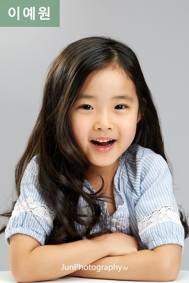 아역배우 프로필사진 / 이예원 (6세) /  MBC 드라마 '아버님 제가 모실게요' 한아인 역 - 준포토그래피