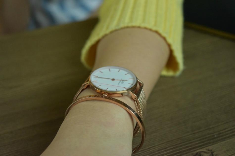 여자친구선물로 딱좋은 다니엘웰링턴 시계 (여자시계추천)