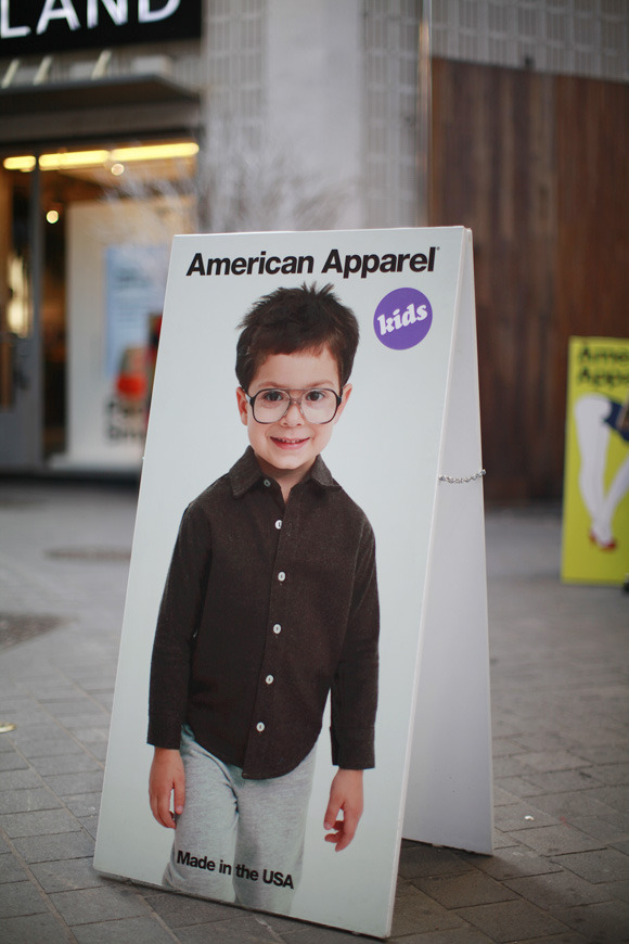 American Apparel Kids