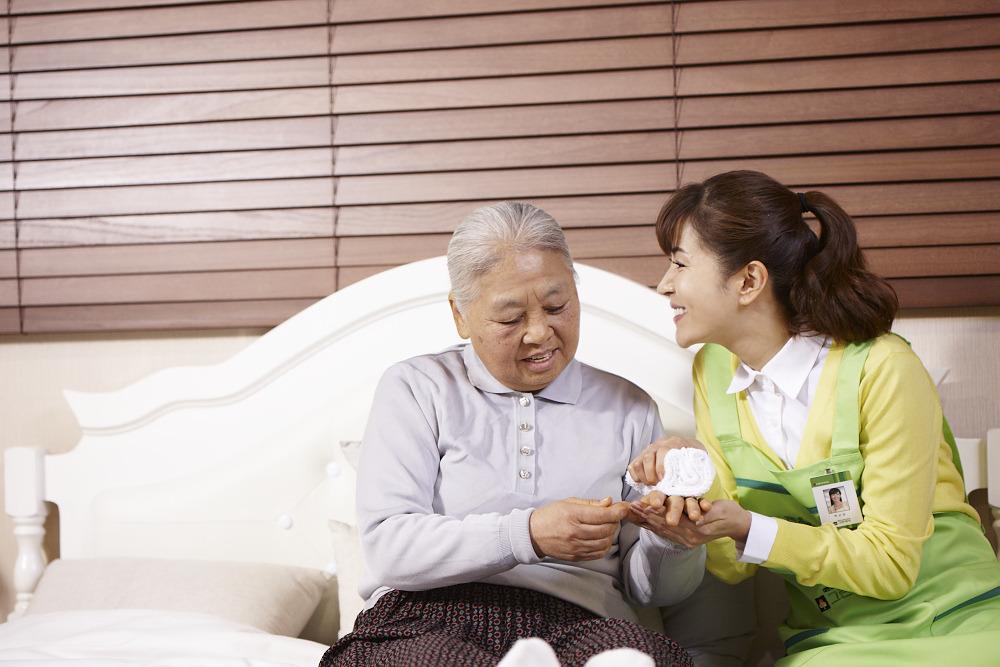 방문요양, 요양보호사, 노인복지, 그린케어, 김성환6