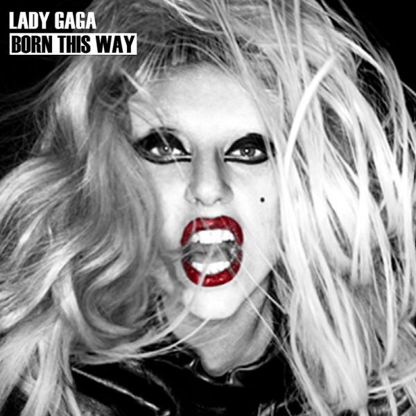 lady gaga born this way deluxe edition album art. Lady Gaga - Born This