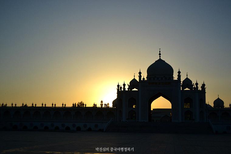 닝샤 회족자치구의 필수 여행지 회족문화원! (영하회족자치구 2-2)