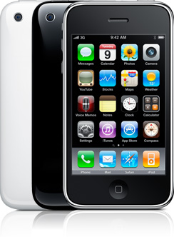 애플 아이폰 3Gs