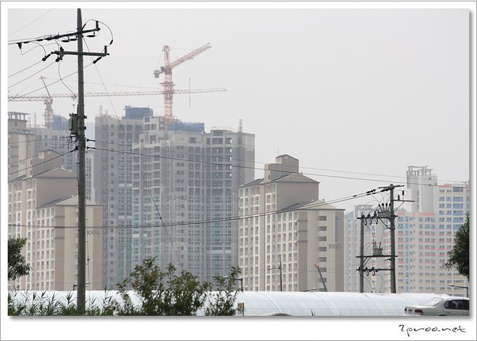 대전 서남부 신도시 사진