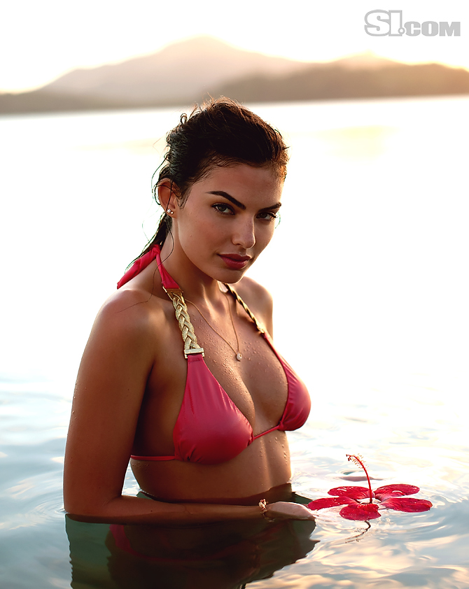 Alyssa Miller (Sports Illustrated 2011, 두번째)
