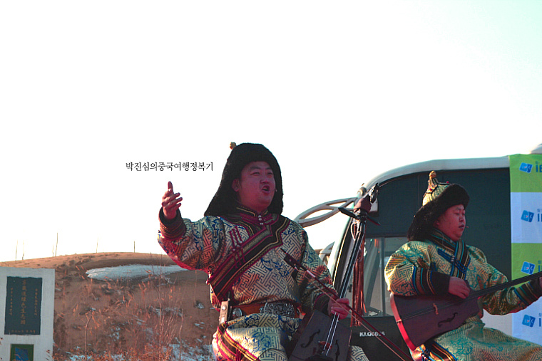 사상 최초! 김장훈 중국 사막 위에서의 첫 공연! (내몽고 3-2호)