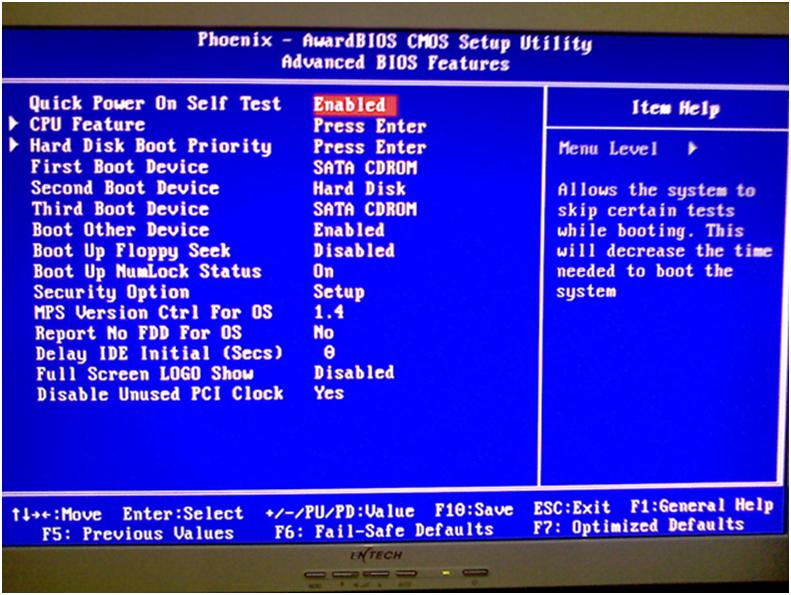 ntldr is missing in windows xp how to solve