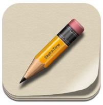 SketchTime 아이폰 아이패드 스케치