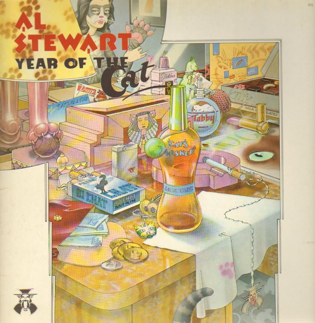 Al Stewart - Year Of The Cat / 1976