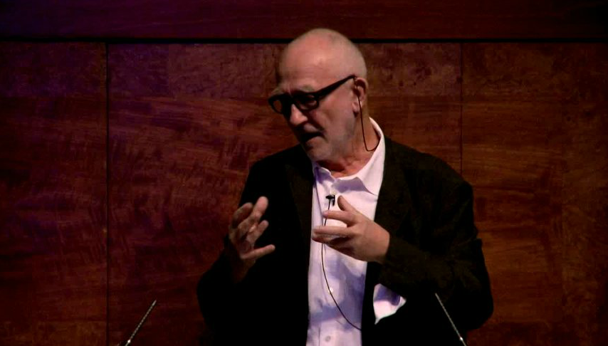 *피터 줌터에게 듣는다 Royal Gold Medal 2013 Lecture: Peter Zumthor