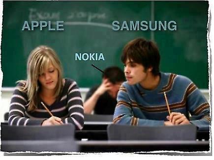 빠다콧구멍의 주저리: 애플과 삼성의 관계