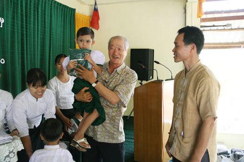 미얀마 아동