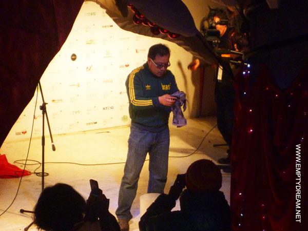 2010 제3회 홍대앞 문화예술상 시상식