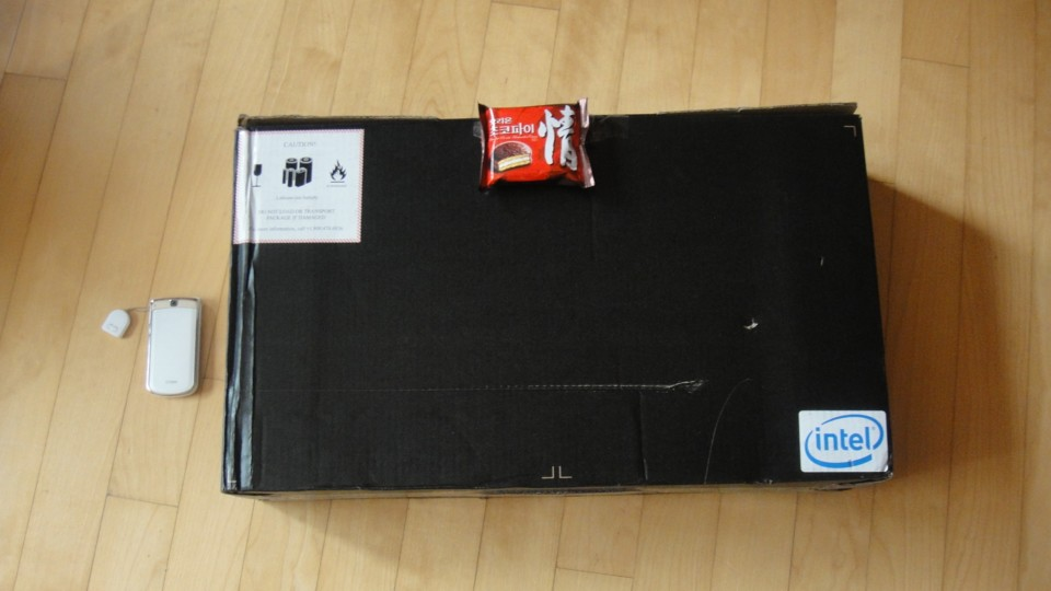 엔비15(ENVY15) 박스