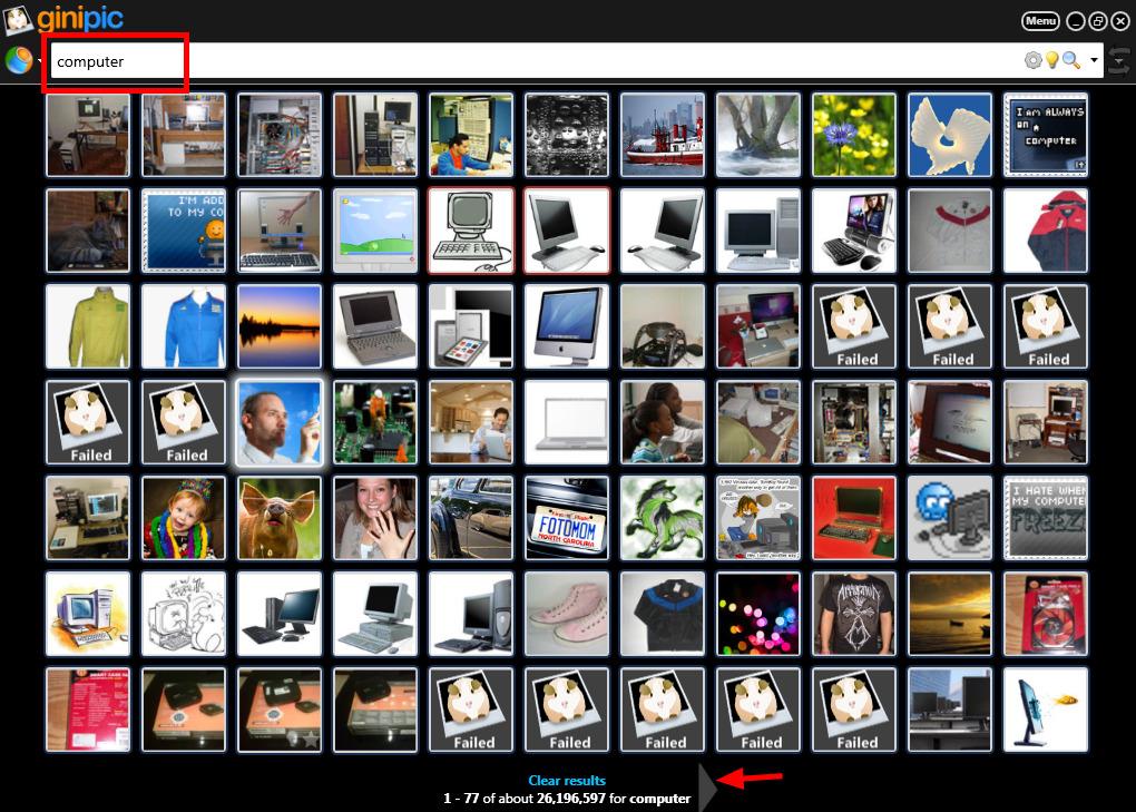 ginipic, ginipic 1.2, Google, image search tool, 구글검색, 구글무료이미지검색, 기니픽1.2, 무료이미지검색, 이미지검색, 인터넷 이미지검색