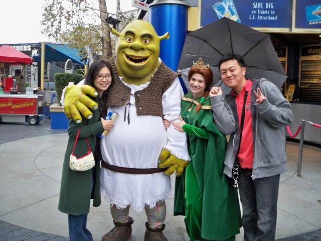 도연 in the world - Disneyparks in L.A
