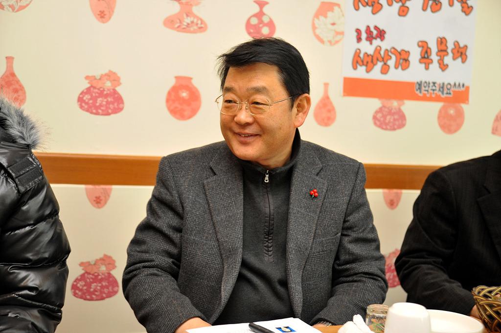박성효 대전시장