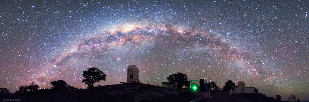 사진가로 살아남기 권오철의 별과 사진 호주 Aao에서 은하수를 보다