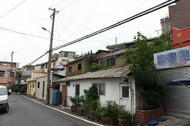 목포가볼만한곳, 목포여행, 통영동 피랑마을, 동명동 77계단1