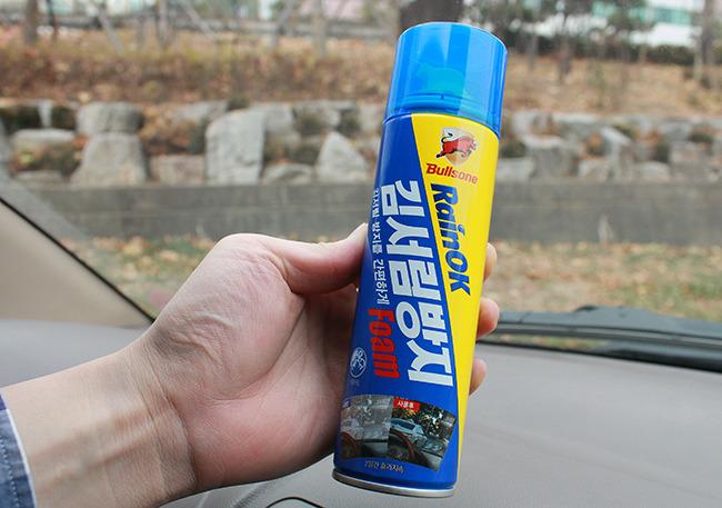 김서림방지제는 이 3총사로 끝! 레인OK김서림방지 제품사용설명서