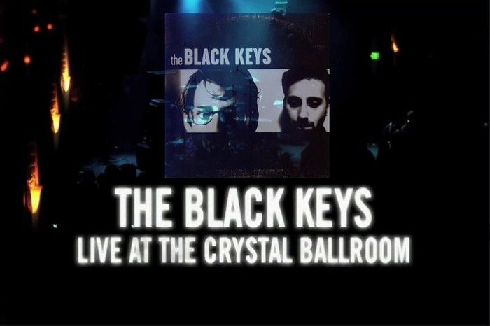 The Black Keys - Live At The Crystal Ballroom / 2008