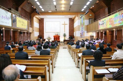 안양중앙교회 간증 집회