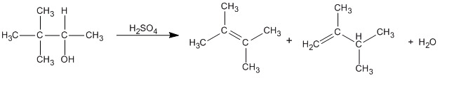 dehydration of 3 3 dimethyl 2 2,3-dimethyl-3-hexene | c8h16 | cid 5357262 - structure, chemical names, physical and chemical properties, classification, patents, literature, biological activities .