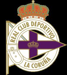 RC Deportivo emblem(crest)