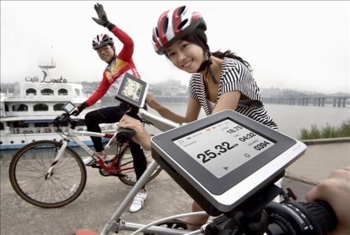 아이리버 NV미니 자전거에디션