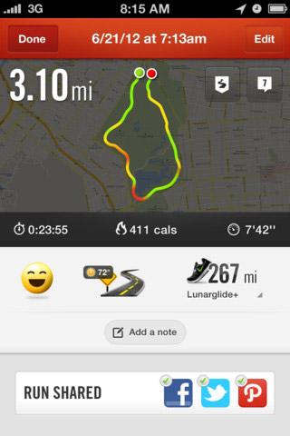 Nike+ Running(나이키 플러서 러닝) 한시적 무료 다운로드