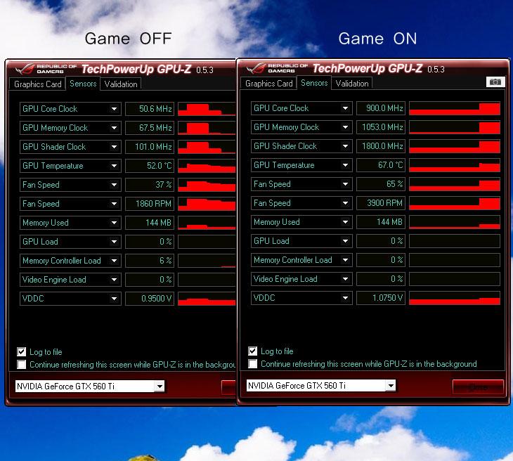 GPU-Z 0.5.3 다운로드 GPU-Z 사용법 최신버전 ROG스킨