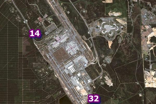 쿠알라룸프르 공항